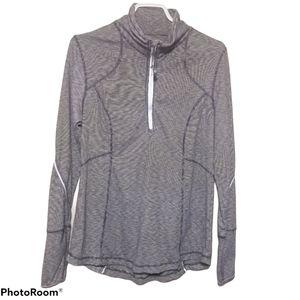 Tangerine Activewear  1/4 zip running pullover